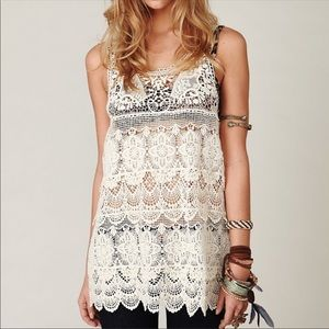 Intimately Free People Engineered Tunic Ta…